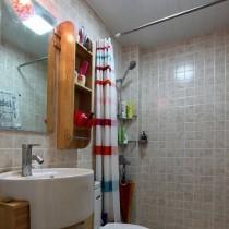 田园风格30平米小户型室内装修效果图大全3