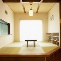 日式装修榻榻米效果图8