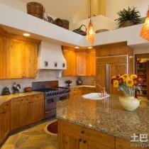 开放式厨房设计装修5