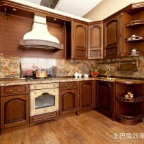 开放式厨房设计装修3