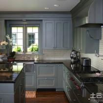 开放式厨房设计装修2