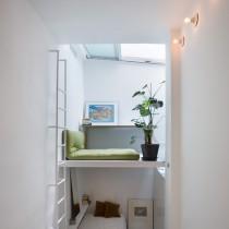 极简主义单身公寓设计图19