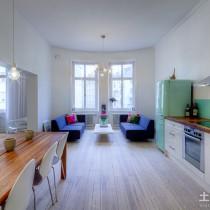极简主义单身公寓设计图17