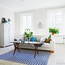 极简主义单身公寓设计图16