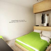 极简主义单身公寓设计图13