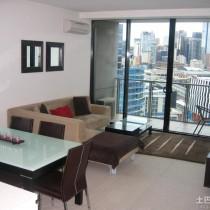 极简主义单身公寓设计图11
