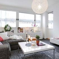 极简主义单身公寓设计图9