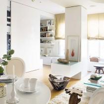 极简主义单身公寓设计图8
