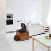 极简主义单身公寓设计图6