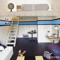 极简主义单身公寓设计图5