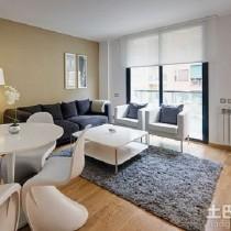 极简主义单身公寓设计图3