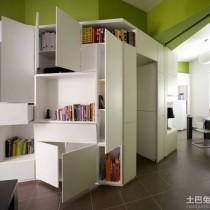 极简主义单身公寓设计图2