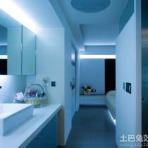 卧室卫生间装修效果图片大全9