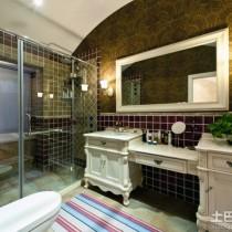 卧室卫生间装修效果图片大全6