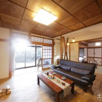 日式风格房子装修图片2