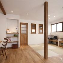日式风格房子装修图片1