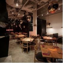 餐饮店面装修效果图大全2014图片9
