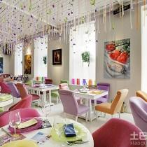 餐饮店面装修效果图大全2014图片6