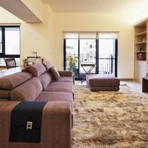 日式简约三房两厅装修效果图4