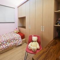 日式简约三房两厅装修效果图3