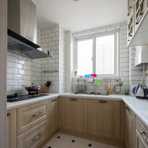 我想重新装修厨房10平方米和卫生间3平方米,不知道把瓷砖重新刨掉在贴