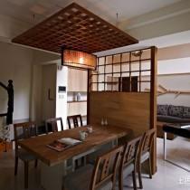 日式风格小别墅装修效果图5