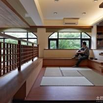 日式风格小别墅装修效果图3