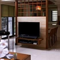 日式风格小别墅装修效果图1