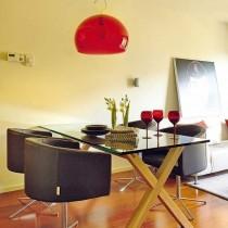 日式风格小户型客厅装修效果图大全2014图片2