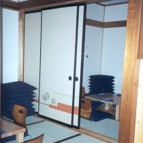 日式餐桌榻榻米装修图片2