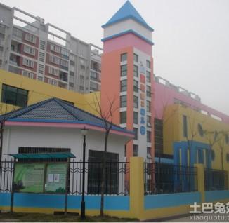 幼儿园外墙设计图片