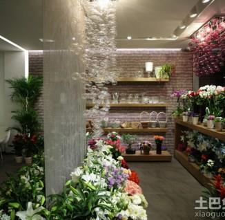 鲜花店门面装修效果图