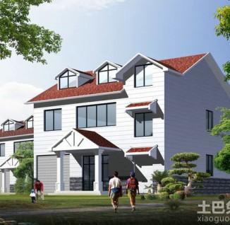 新农村自建平房设计图展示