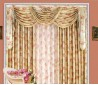窗帘图片 欧式风格窗帘装修效果图