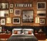 美式卧室装饰装潢设计实景图