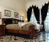 欧式卧室窗帘图片  窗帘布艺图片