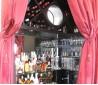 2013新款窗帘效果图  粉色窗帘效果图
