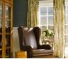 装修效果图大全2012图片客厅窗帘