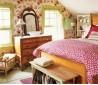 田园风格卧室装修效果图欣赏