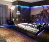50平小户型单身公寓卧室效果图