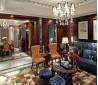 欧式风格客厅水晶吊灯图片欣赏
