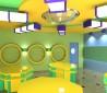 幼儿园室内设计天花板效果图