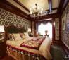卧室样板房设计效果图片