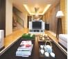 客厅水晶灯吊顶装修设计