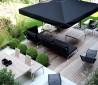 私家庭院景观设计效果图片