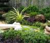 日式庭院景观图片