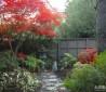 日式庭院景观设计效果图片