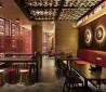 现代中式餐饮店面装修