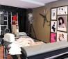 家居工作室工作台装修设计