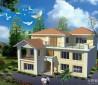 三层乡村小别墅设计图